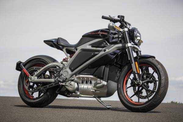 Harley elettrico