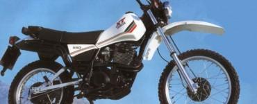 Enduro anni 80