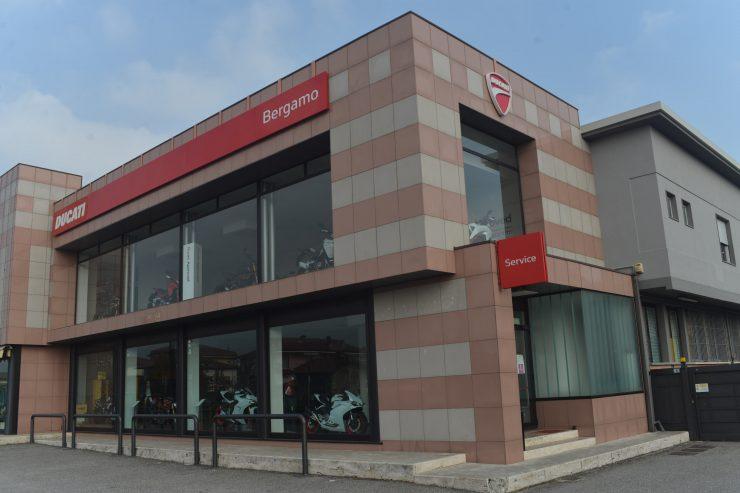 Ducati Bergamo Exclusive Store