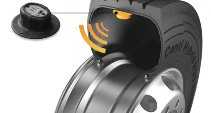 pneumatici RFID