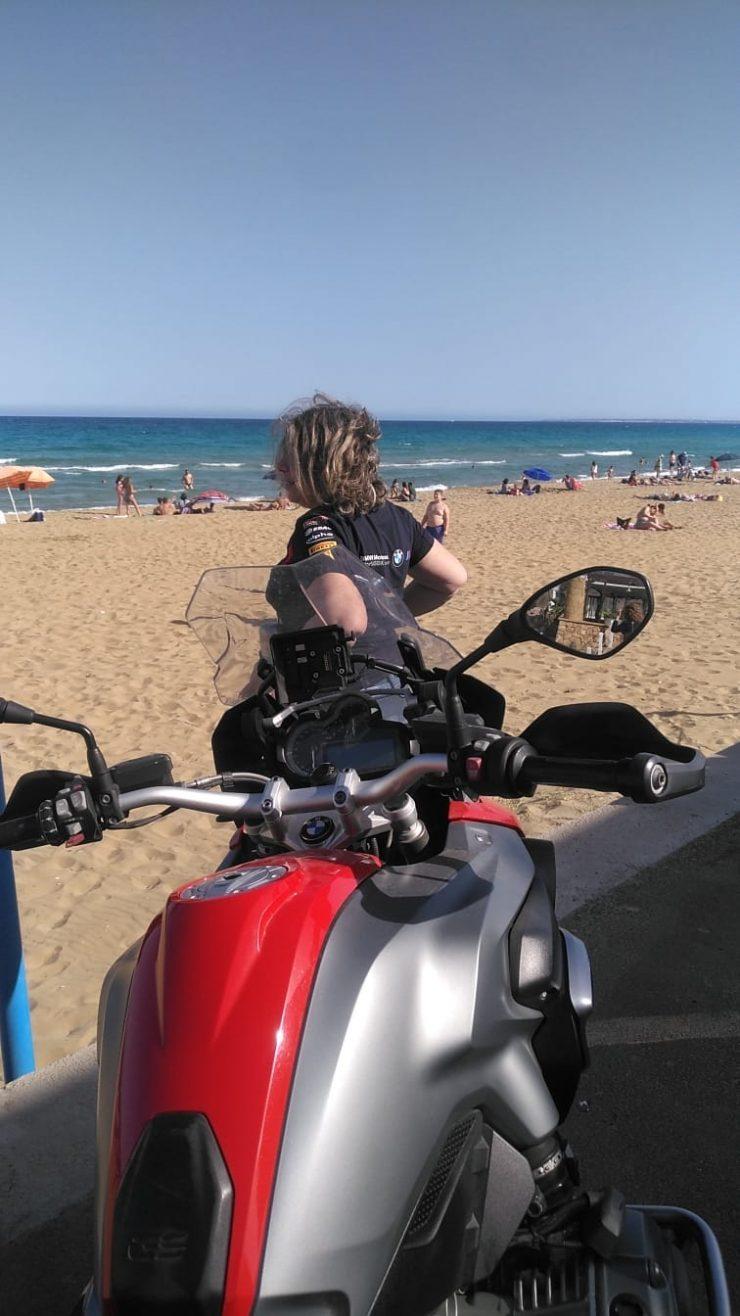 LIBERTÀ IN MOTOCICLETTA
